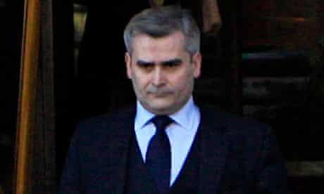 Teacher Stuart Kerner leaves court after getting suspended sentence for having sex with pupil
