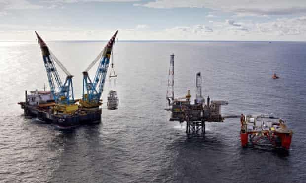 BP cuts North Sea jobs