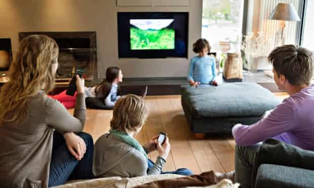 Family TV set