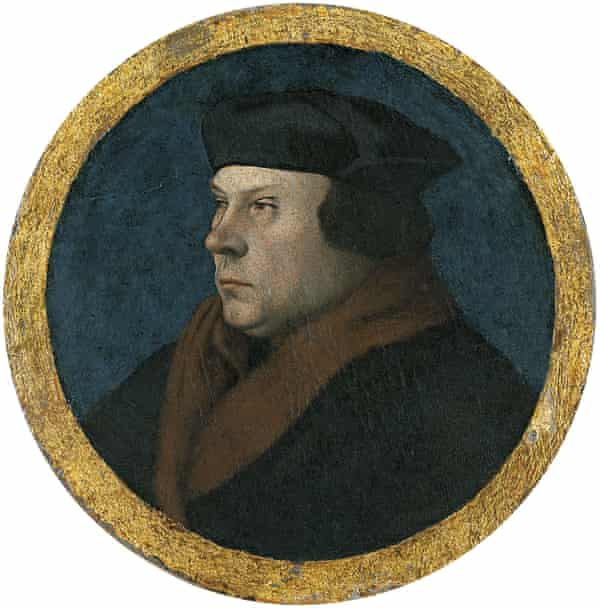 Portrait of Thomas Cromwell by Holbein