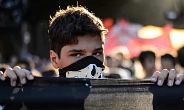 BRAZIL-TRANSPORT-PROTEST