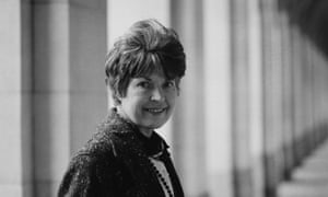 Ruth Rendell, London, January 1986.
