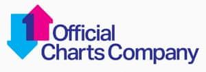 Official Charts Company logo
