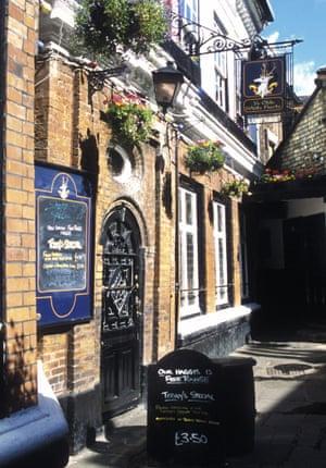 Ye White Harte Inn, Hull