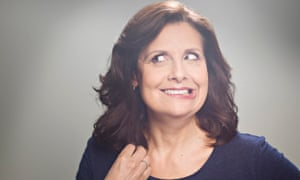 Always a delight … Rebecca Front. Photograph: Pal Hansen