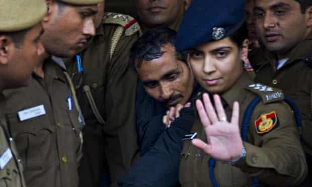 Uber driver alleged rape India