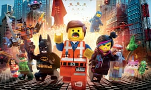 Everything is awesome? Not for the Lego Movie, which was ignored by Academy award judges in favour of