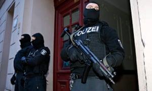 German special police units