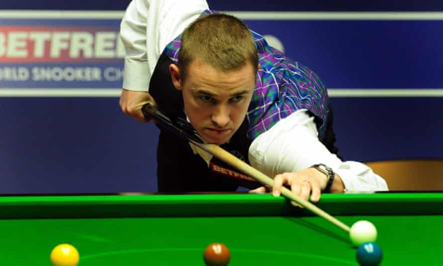 Stephen Hendry retired in 2012 and would need to win a series of qualifying matches to make the main draw at the World Championship.