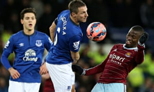 FA Cup 2015: Everton v West Ham