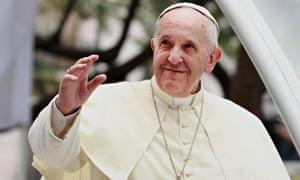 Pope Francis in Manila