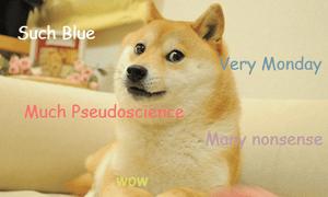 Doge Blue Monday