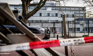 The Cheider school, the only Orthodox Jewish school in the Netherlands, was closed on Friday after the anti-terrorism raids in neighbouring Belgium.