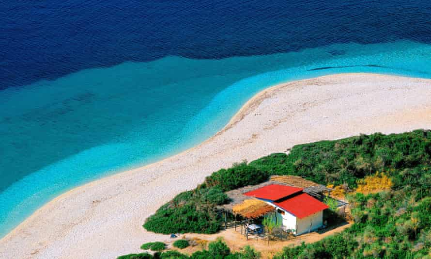 Ithaca, in the Ionian Sea, is the setting for new Wellness Weeks.
