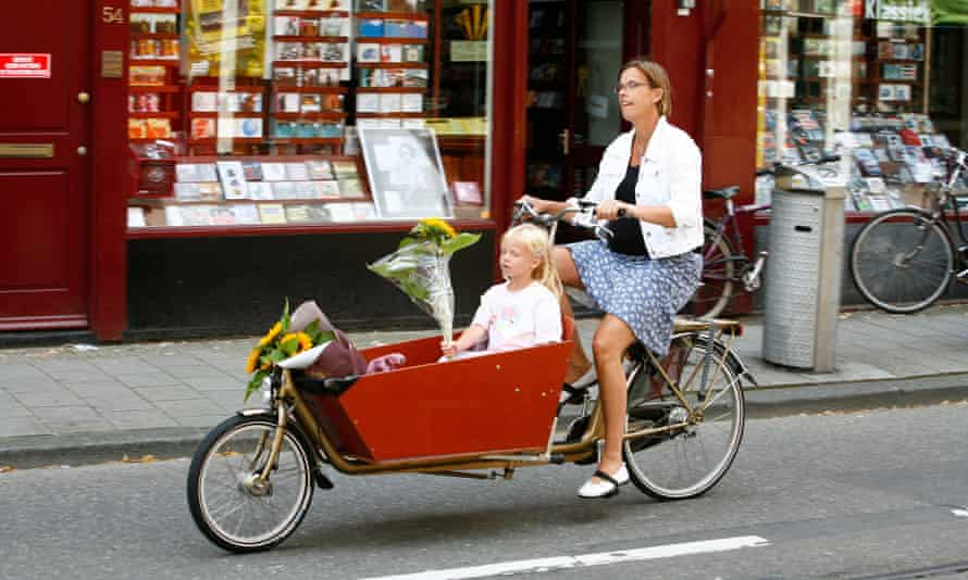 Amsterdam is the perfect city to hire a bike and potter around.