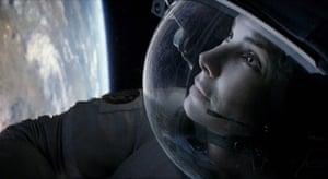 Top 10: Sandra Bullock in Gravity