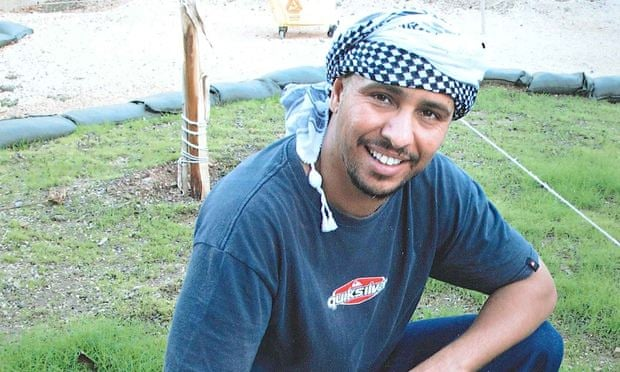 Mohamedou Ould Slahi remains in Guantánamo despite having never been charged with a crime