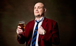 Al Murray: 'My guvnorment would nationalise the British pub.'