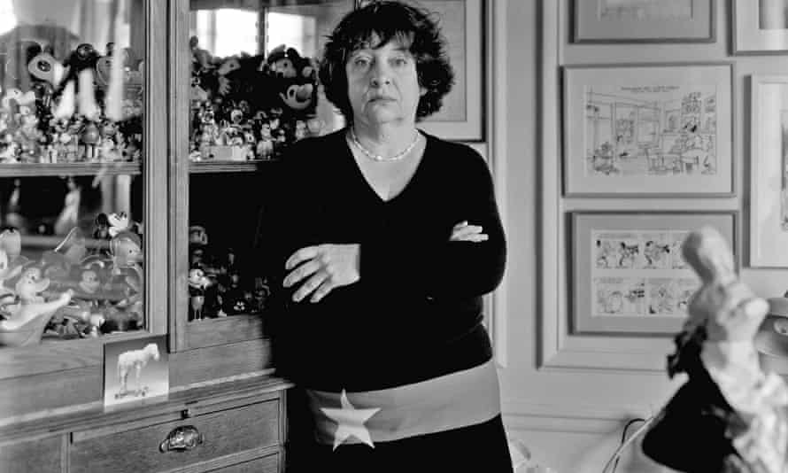 Florence Cestac: 'I think to understand humour needs a kind of mental gymnastic.'