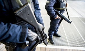 Police in Antwerp