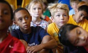 US Money kids school