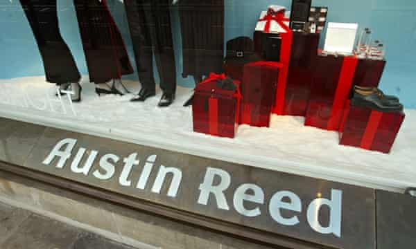 Austin Reed To Close 31 Stores Under Restructuring Retail Industry The Guardian