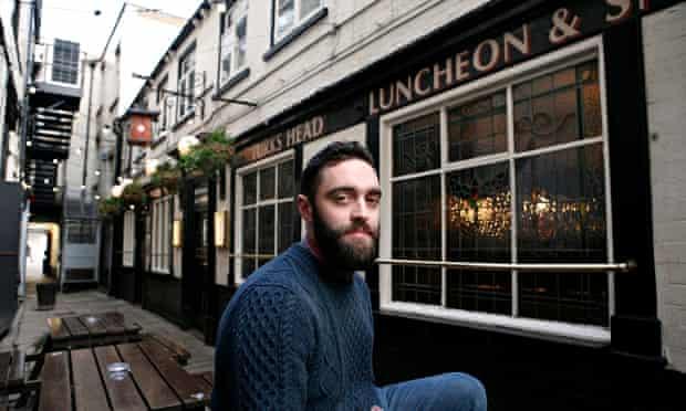 Dave Herbert, manager of Whitelock's in Leeds