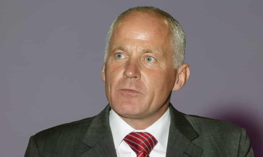Lord Cashman