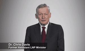 Chris Davis election ad