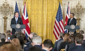David Cameron revealed he wants President Obama to put more pressure on US internet firms to help intelligence agencies.