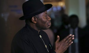 Goodluck Jonathan: from poor boy to accidental president