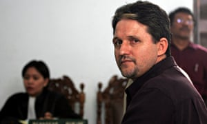 Brazilian citizen Marco Archer Cardoso Moreira, executed for drugs offences in Indonesia