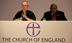 Church of England Synod Vote In Favour Of Women Bishops