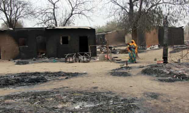 Boko Haram attack Baga Nigeria