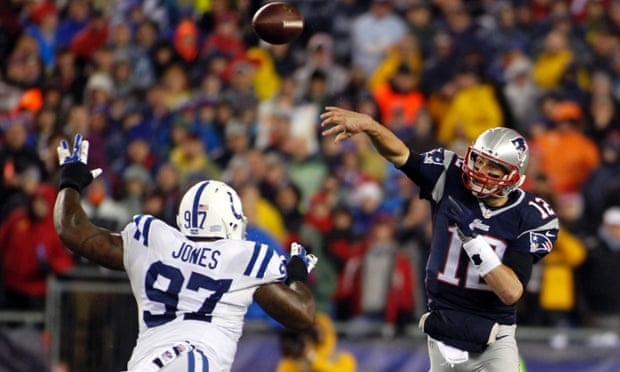 Indianapolis Colts 7 45 New England Patriots Afc