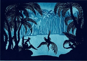 The Adventures of Prince Achmed, Mofo