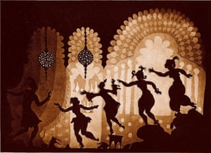 Still from The Adventures of Prince Achmed