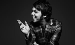 Gaz Coombes: still having a right laugh even without the company of Danny and Mick