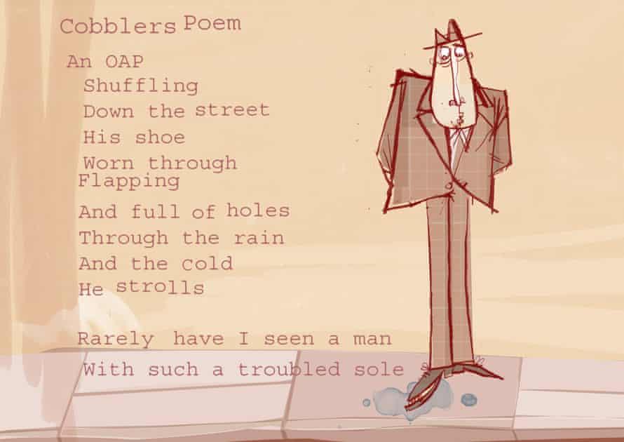 Cobbler's poem