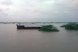 Flooding southern Malawi MSF