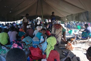 Malawians displaced by torrential rains and floods