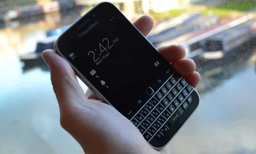 BlackBerry Classic review