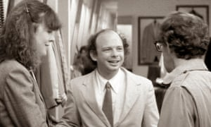 Wallace Shawn in Woody Allen's Manhattan