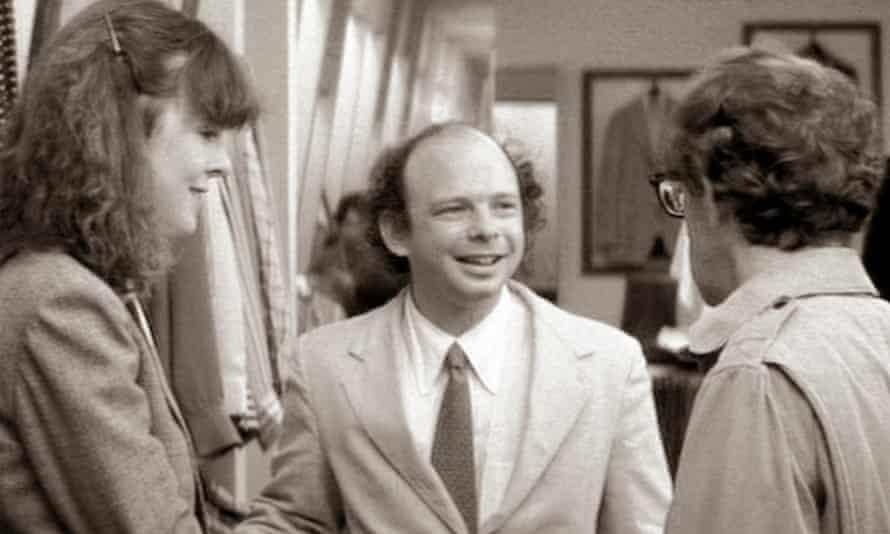 Wallace Shawn in Woody Allen's Manhattan