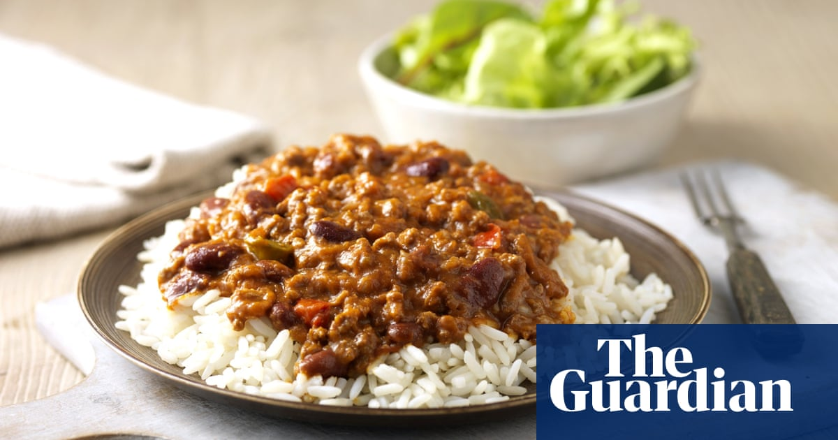 How To Eat Chilli Con Carne Tex Mex The Guardian