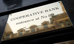 Co-operative Bank in central London