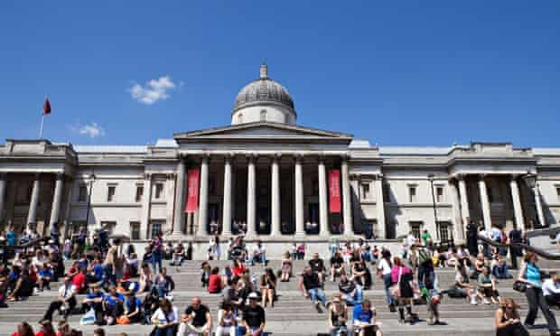 National Gallery privatising staff