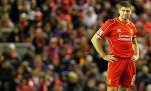 Steven Gerrard is to leave Liverpool at the end of the season