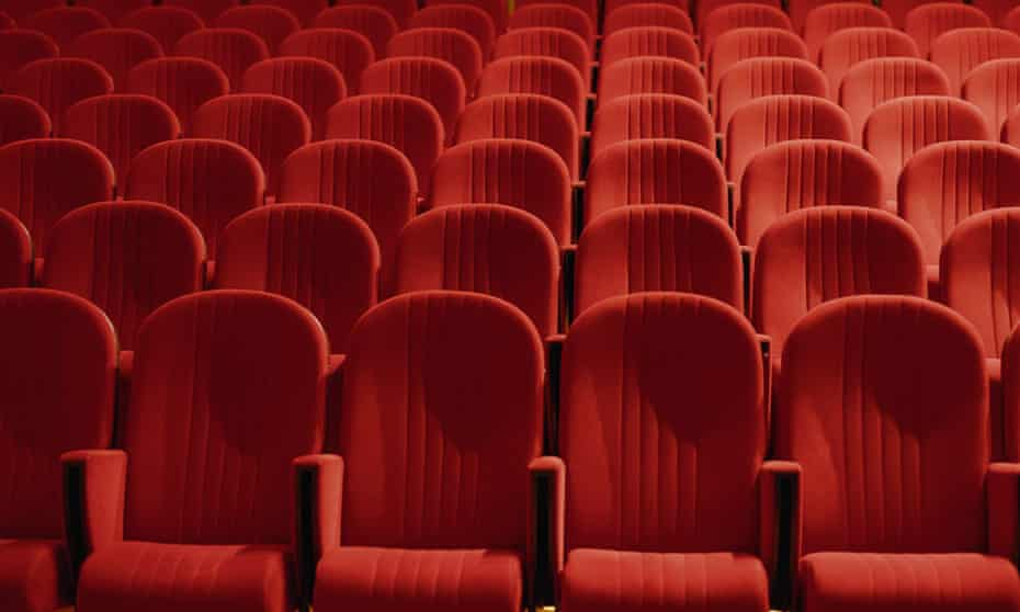 No show ... US box office takings have fallen dramatically over the past few years