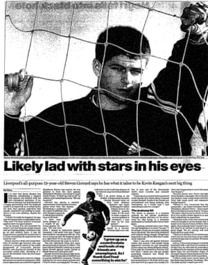 Gerrard interview